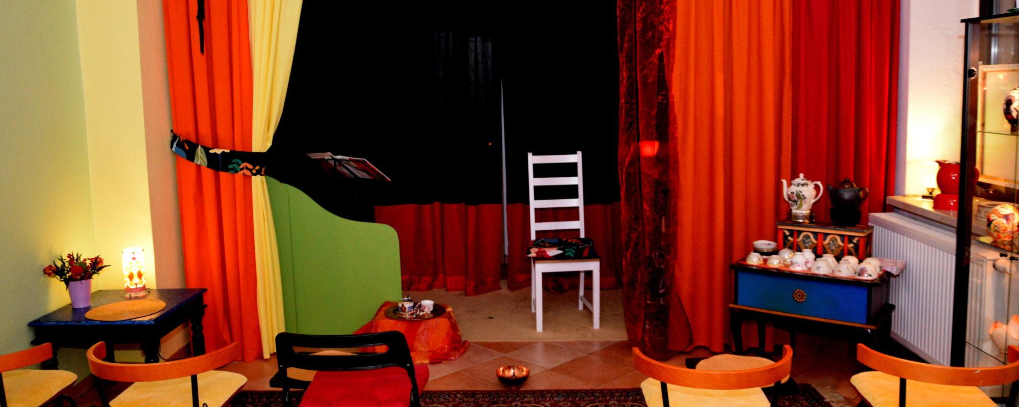 Erzähltheater im Atelier