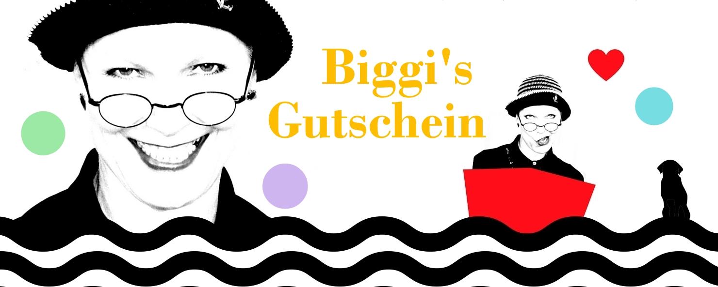 Biggi's Gutschein Erzähltheater Biggi Hopp